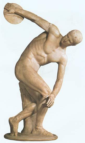 0c161ee3c390 Олимпийские игры в древности - Древняя Греция - История и антропология